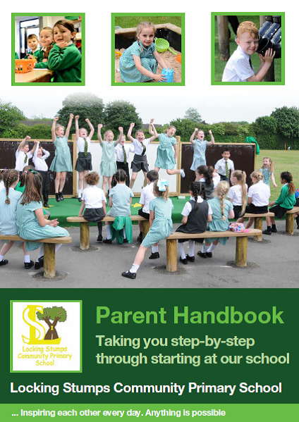 Parent Handbook image for website